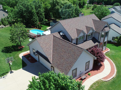 Waterford Single Family Home Active Contingent With Offer: 621 Woodland Cir