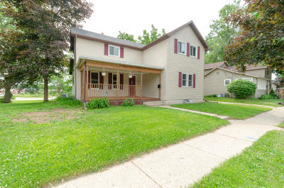 Jefferson County Single Family Home Active Contingent With Offer: 1219 S 3rd St