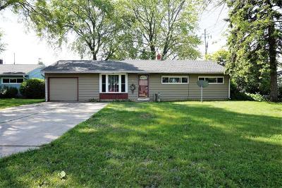 Glendale Single Family Home For Sale: 405 W Sugar Ln
