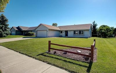 Oak Creek Single Family Home Active Contingent With Offer: 10450 Bridgewater Dr