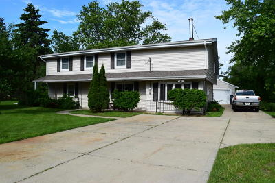 Racine County Single Family Home For Sale: 734 S Fancher Rd