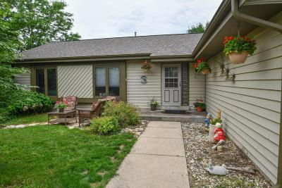 Mukwonago Single Family Home Active Contingent With Offer: W326 S7161 Towerhill Ct