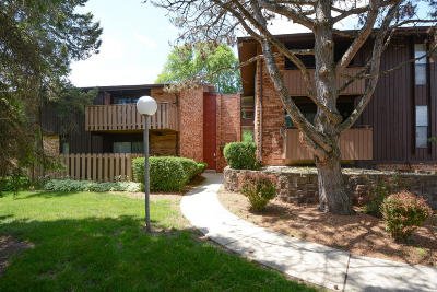 Glendale Condo/Townhouse For Sale: 7007 N Green Bay Ave #A