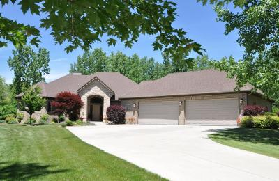 Racine County Single Family Home For Sale: 4120 Quarry Springs Dr