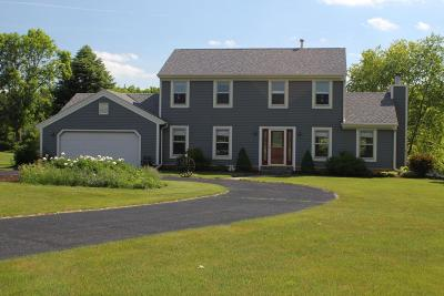 Eagle Single Family Home Active Contingent With Offer: S106w36251 Matthew Ln