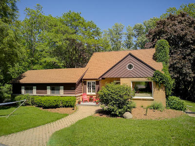 Brookfield Single Family Home Active Contingent With Offer: 3160 Pilgrim Rd