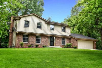 Brookfield Single Family Home Active Contingent With Offer: 15645 Heather Hill Dr