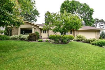 Wauwatosa Single Family Home For Sale: 3106 N Knoll Terr