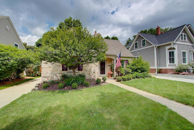 Wauwatosa Single Family Home For Sale: 7920 Stickney Ave