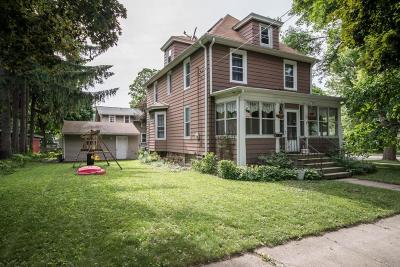 Waukesha County Single Family Home Active Contingent With Offer: 516 Lake St