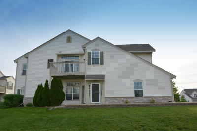 Racine County Condo/Townhouse Active Contingent With Offer: 1017 Hastings Ct #201