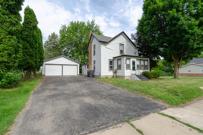 Mayville Single Family Home For Sale: 379 Furnace St