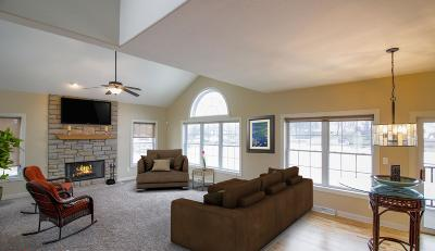 Single Family Home For Sale: W350n5317 Road B