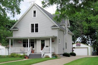 Mayville Single Family Home Active Contingent With Offer: 241 N German St