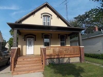Racine County Single Family Home For Sale: 1619 N Wisconsin St