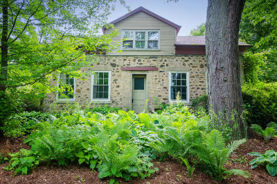 Cedarburg Single Family Home For Sale: 480 Green Bay Rd