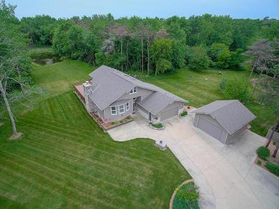 Waukesha County Single Family Home For Sale: W370s4885 Pine View Ln