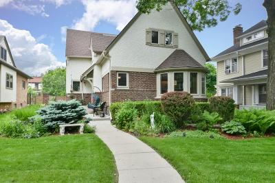 Milwaukee County Single Family Home For Sale: 4137 N Prospect Ave