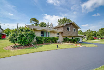 Muskego Single Family Home For Sale: S68w13901 Bristlecone Ln