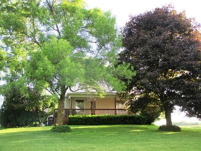 Watertown Single Family Home For Sale: W5118 County Rd Mm