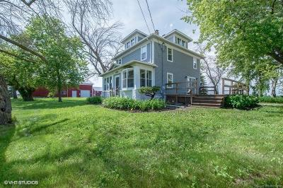 Racine County Single Family Home For Sale: 9710 7 Mile Rd