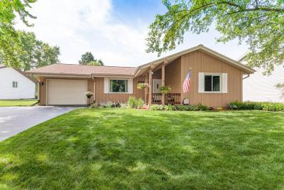 Waukesha Single Family Home Active Contingent With Offer: 1259 School Dr