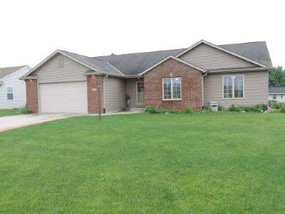 Racine County Single Family Home For Sale: 6527 Kingsview Dr