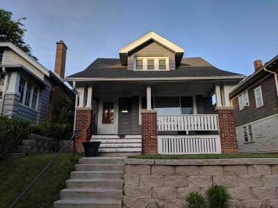 Milwaukee County Single Family Home For Sale: 1628 N 53rd St