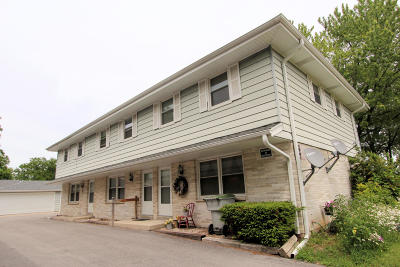 Milwaukee Multi Family Home For Sale: 8040 W Howard Ave