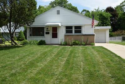 Milwaukee Single Family Home For Sale: 2844 S 56th Ct