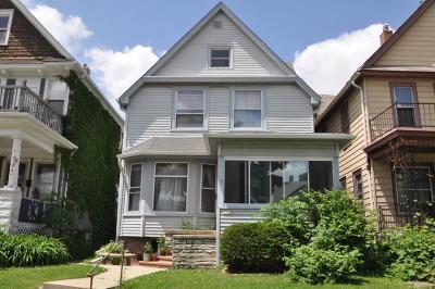 Milwaukee County Single Family Home For Sale: 1219 S 72nd Street