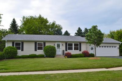 Kenosha County Single Family Home Active Contingent With Offer: 8921 32nd Ave