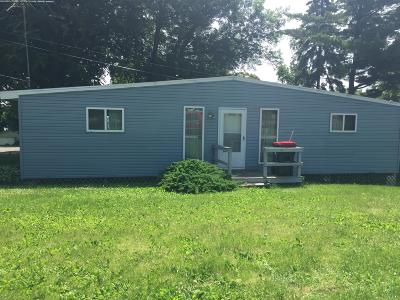 Fort Atkinson WI Single Family Home For Sale: $119,900