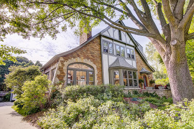 Single Family Home Active Contingent With Offer: 6432 Upper Pkwy N