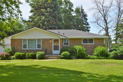 Racine County Single Family Home For Sale: 6411 South Dr