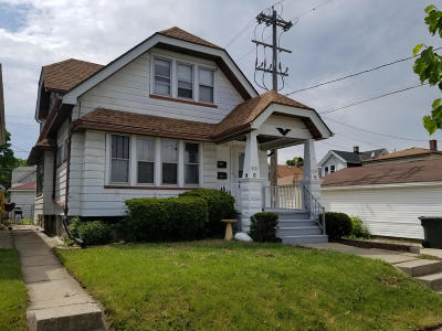 West Allis Two Family Home For Sale: 1919 S 56th St #1921