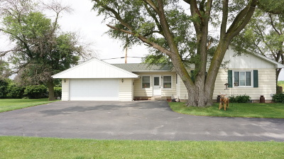 Racine County Single Family Home For Sale: 3001 Hwy K