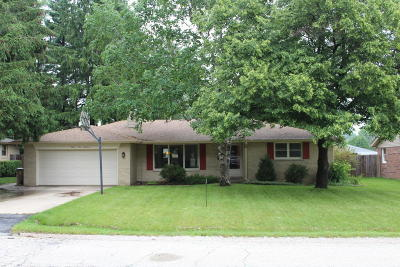 Kenosha County Single Family Home For Sale: 4100 86th Pl