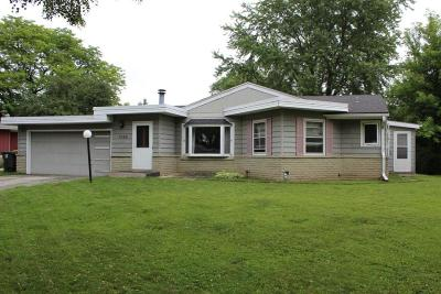 Milwaukee County Single Family Home For Sale: 3026 N 121st St