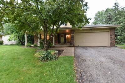 Wauwatosa WI Single Family Home Active Contingent With Offer: $265,000