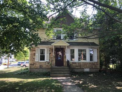 Mayville Single Family Home Active Contingent With Offer: 407 Horicon St