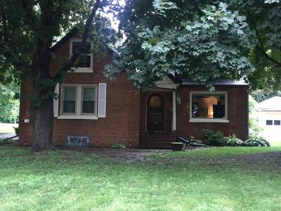 Mayville Single Family Home Active Contingent With Offer: 516 Seitz Ave