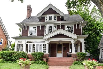Milwaukee County Single Family Home For Sale: 1819 Wauwatosa Ave
