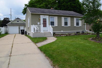 Racine County Single Family Home For Sale: 308 Graham St
