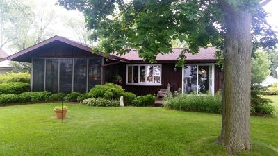 Kenosha County Single Family Home For Sale: 2806 Lakeshore Way