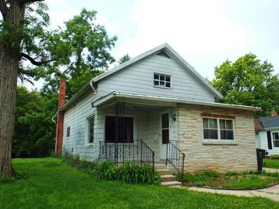 Whitewater Single Family Home For Sale: 228 N Jefferson
