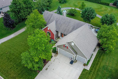 Muskego Single Family Home Active Contingent With Offer: S96w13105 Linksway Ct