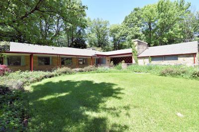 Milwaukee County Single Family Home For Sale: 515 W Brentwood Ln