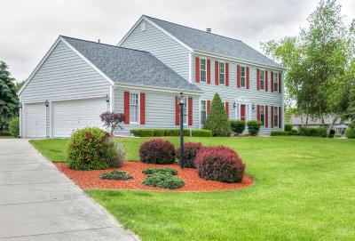 Waukesha County Single Family Home For Sale: S76w13975 Bluhm Ct