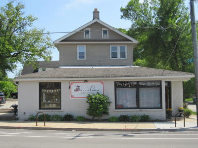 Milwaukee Commercial For Sale: 5827 W Vliet St